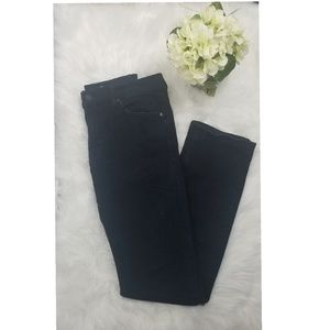 [7 FAM] 7 for All Mankind Dark Wash Slimmy Jeans